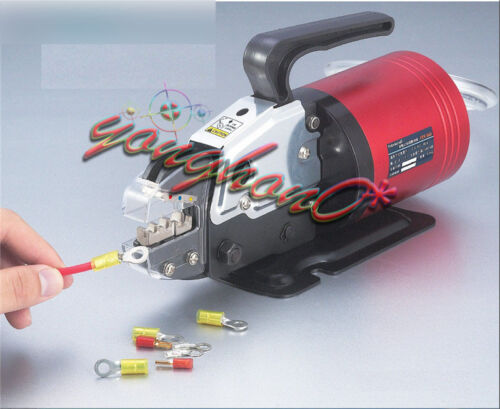 Pneumatic Type Terminal Crimping Machine from AM-10 13.5KN New FEK-5ND