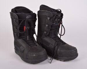 45cf641508 2018 MENS VANS V-66 SNOWBOARD BOOTS  240 11 black lace up used