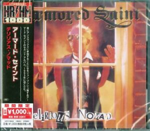 ARMORED-SAINT-DELIRIOUS-NOMAD-JAPAN-CD-Ltd-Ed-B63