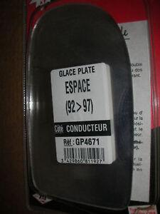 Glace-de-retroviseur-GP4671-Renault-Espace-Gauche-NEUF