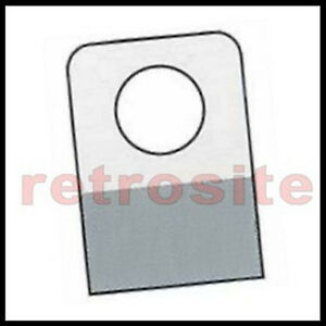 400 Self Stick Clear Plastic Hang Tabs Tags Round Hole Adhesive