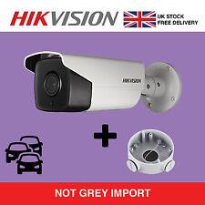 HIKVISION ANPR LPR Smart Network IP Camera 2.8-12MM 60/FPS POE MOTORISED HD CCTV