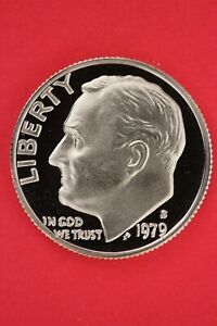 1994 S Clad Proof Roosevelt Dime With 2x2 Snap Deep Cameo Combined Shipping