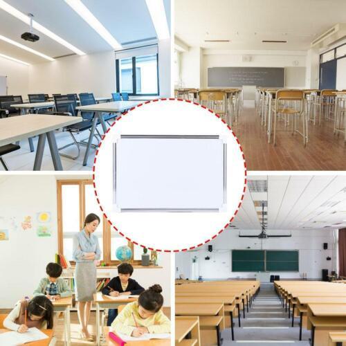 Magnetic White Board Dry Erase Board Eraser School Writing Whiteboard  Marker