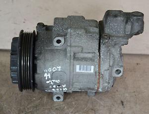 Mercedes-Clase-A-BOMBA-DE-CA-A160-1-6-Gasolina-Auto-W168-Aire-con-Compresor-2000