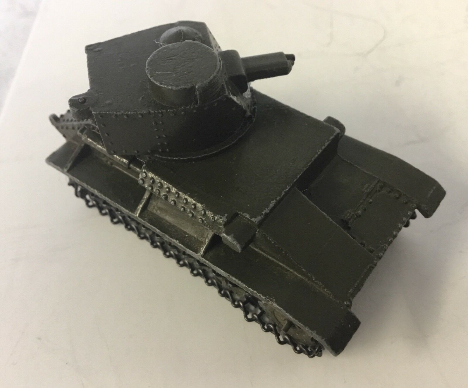 DINKY TOYS Early Post War light tank 152 A. Excellent