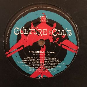 CULTURE-CLUB-THE-MEDAL-SONG-7-034-Vinyl-Single