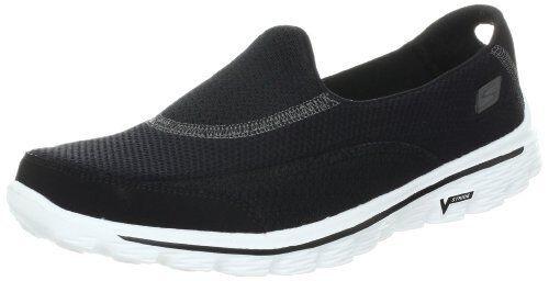 Skechers Performance Damenschuhe Go Walk 2 Slip-On Walking Schuhe- Select SZ/Farbe.