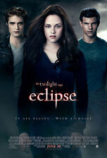 Framed Movie Print - The Twilight Saga Eclipse (Picture Film Poster Vampire Art)