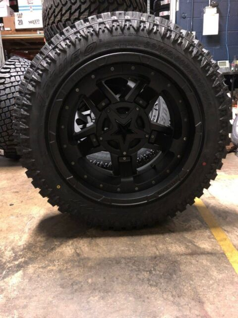 Jeep Wrangler Rims And Tire Packages >> 5 Xd Xd827 Rockstar 3 20x12 Wheels 33 Aturro Xt Tire Package Jeep Wrangler Jk Jl