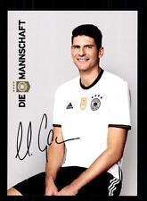 Mario Gomez DFB Autogrammkarte Europameisterschaft 2016   +A 132317 D