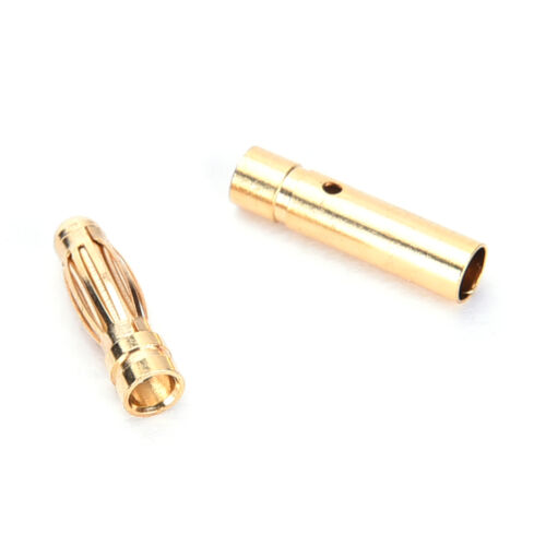 10 Pair 3mm male and female Bullet Banana Connector RC Battery MotoYJUS