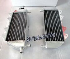 2005-2012 for Yamaha YZ125 YZ 125 Aluminum Radiator 2ROW New left right 2-stroke