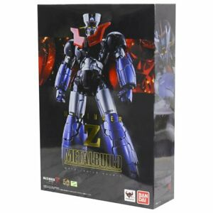 Bandai-Metal-Build-MB-Mazinger-Z-INFINITY-Ver-Finished-Action-Figure-GG