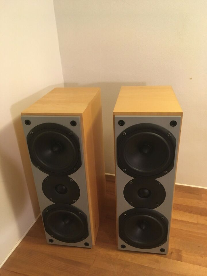 Fronthøjttalere, System audio, SA720/705