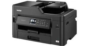 Brother Stampante Multifunzione colori A3 Inkjet Scanner Fax WiFi MFCJ5330DW