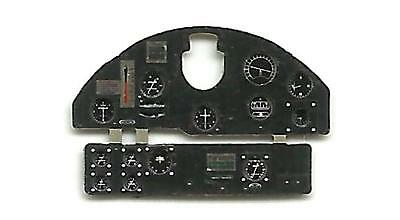 Colored Pzl-23 Karas Photoetched 3d Instrument Panel #4822 1/48 Yahu