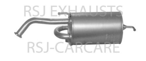 SILENZIATORE di scarico Chevrolet Matiz 1.0 Benzina 2005-03 /> M200, M250