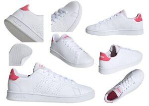 Chaussures Femme Fille adidas Baskets Basses Sportif Gymnastique Tennis École