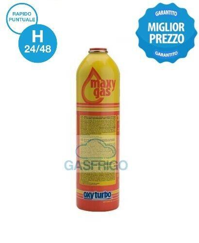 SALDATORE A BOMBOLA MAXY GAS CANNELLO per SALDATURA E BRASATURA VELOCE