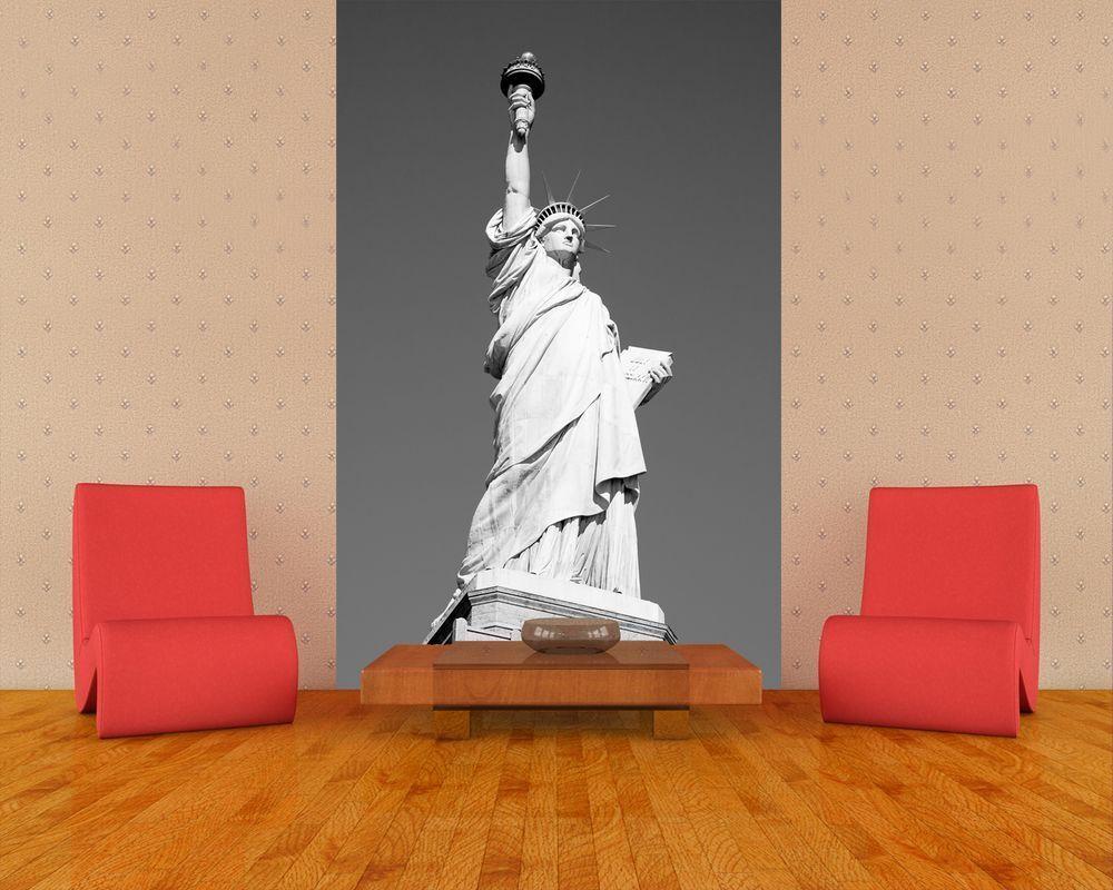 Fototapete - Statue of Liberty New York USA