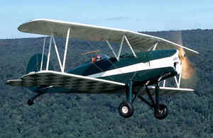 Details about 1/6 Scale Great Lakes Trainer 57 in RC model airplane plans &  Instructions