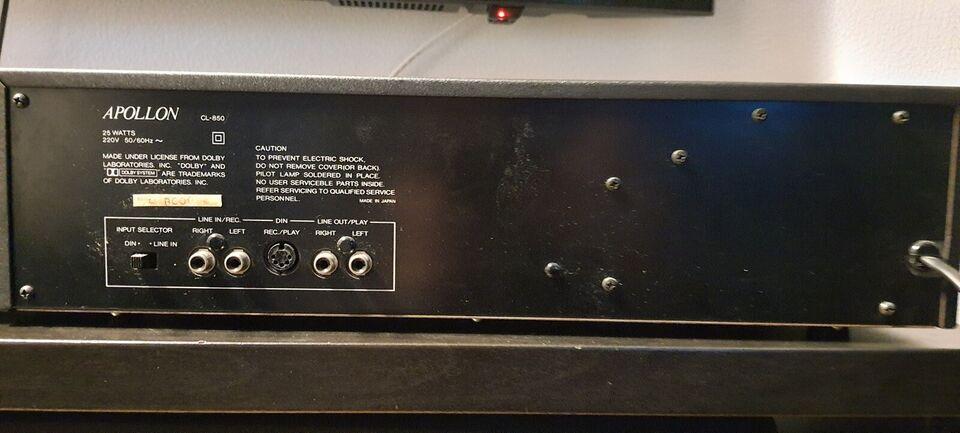 Båndoptager, Andet, Cl-850