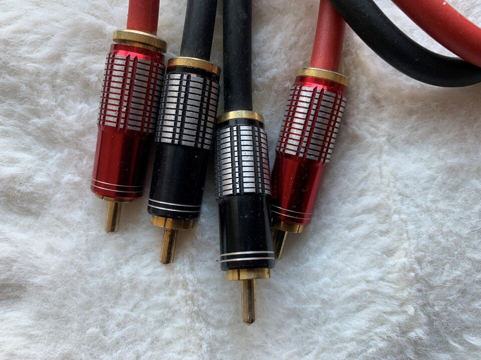RCA kabel, God