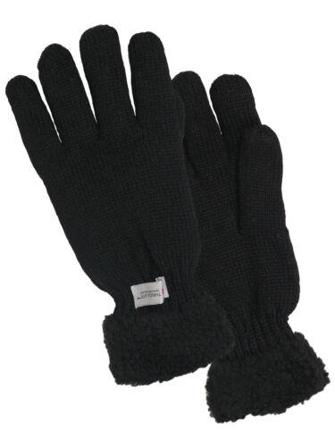 Finger  Handschuh  in 4 Farben mit Thinsulate für Damen  Handschuhe