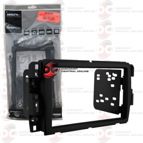 METRA 95-7416G CAR DOUBLEDIN KIT FOR 2000-2003 NISSAN MAXIMA WITH BOSE