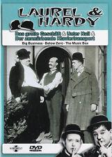 Dick und Doof (Laurel & Hardy) Das große Geschäft u.a.               | DVD | 555