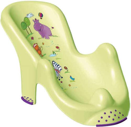 Badesitz Hippo fürs Baby  Badewannensitz  Einlage für Badewanne Sitz