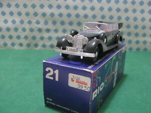 Vintage-MERCEDES-BENZ-1938-770K-Offiziere-der-SS-1-43-Rio-n-21