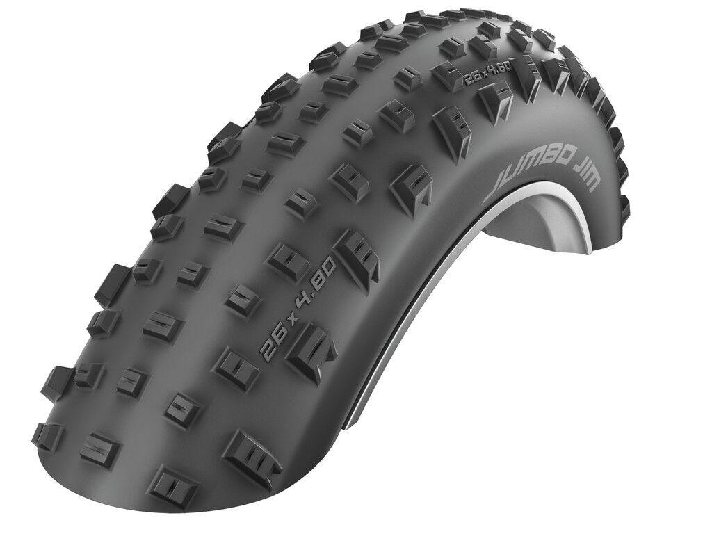 Schwalbe Bike Tyre Jumbo Jim Evo PSC all Sizes