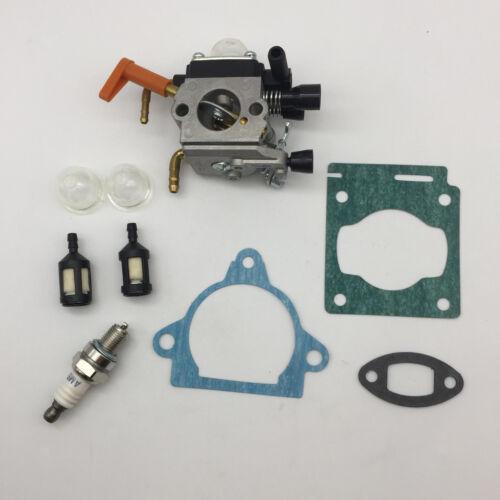 Carburetor Kit for STIHL HS81 HS81R HS81T HS86 HS86R HS86T Hedge Trimmer