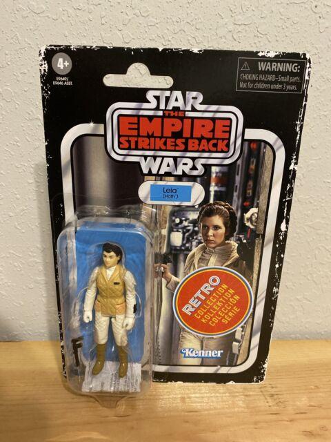 Hasbro Retro 6inch Black Series Star Wars Empire Strikes Back Princess Leia
