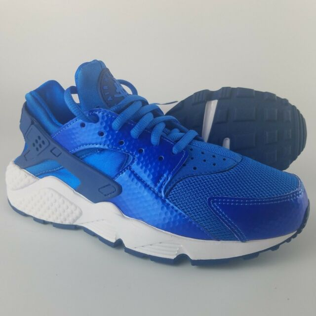 f7c24009d1bd Frequently bought together. Nike Air Huarache Run Spark Women s Size 6 Coastal  Blue White ...