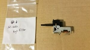 Kenwood KR-6050 receiver High Filter lever switch S33-2053-05