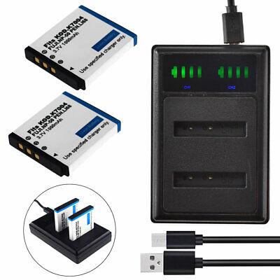 F72 MICRO-USB CHARGER for FUJIFILM FinePix F70 F70EXR