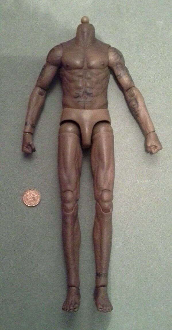 Coleccionables Tormenta-Dennis Rodman - 1 6 escala cuerpo (no Hot Juguetes) (dañado)