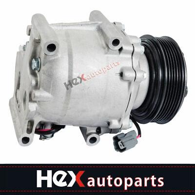 A//C Compressor Fits Honda Civic 2002-2005 L4 1.7L OEM USA Reman IC77613