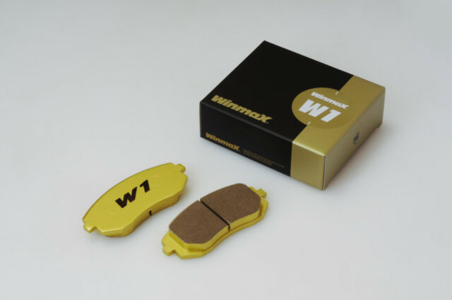 Winmax W1 Front Brake Pad For PREMACY, IXION 02.99- CPEW,CP8W,CP8WF