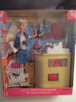 1997 Cool Shoppin Talking Barbie With Working Cash Register & Accessories