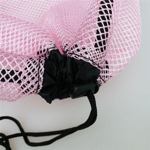 Mesh Zeug Sack Aufbewahrungstasche Netztasche Netzbeutel für Tauchen