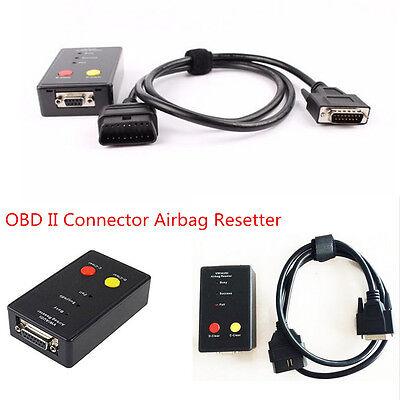 OBD2 OBDⅡ Car Connector Airbag Reset Crash Data Erase Tool for MOT