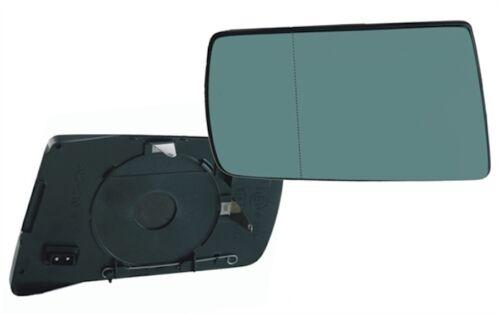 MIROIR GLACE RETROVISEUR MERCEDES CLASSE E W210 200 220 230 DEGIVRANT CONDUCTEUR