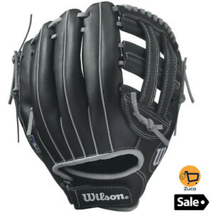 Wilson-Sporting-11-5-034-Permium-Leather-Baseball-Glove-Right-Handed-Thrower-Sports