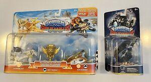 Skylanders-Sky-Trophy-Racing-Action-Pack-ASTROBLAST-SUN-RUNNER-amp-NIGHTFALL-Set