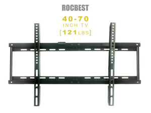 Fixed-Flat-Screen-Bracket-TV-Wall-Mount-TV-Screen-40-42-46-47-50-55-60-65-70