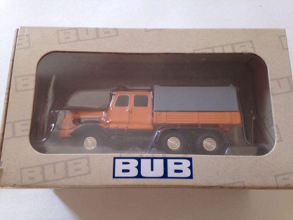 Bub 1 87 Kaelble Kdv orange 07004 1 Of 1000 Pcs Premium Classixxs Nouveau